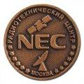 Значки Радиотехнический центр NEC