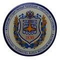 Значки Университета имени Баумана - офсетные значки и никак иначе !