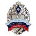 Нагрудные значки МЧС России