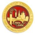 Изготовление медалей к юбилею - юбилейные медали 100 лет