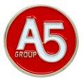Значки A5 GROUP с холодными эмалями
