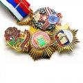 Награды, ордена, памятные медали