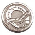 Изготовление сувенирных монет с монетной насечкой