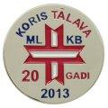 Нагрудные значки KORIS TALAVA