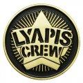 Позолоченные значки Lyapis Crew