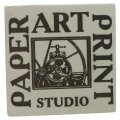 Значки PAPER ART PRINT с лазерной гравировкой