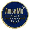Фирменные значки с покрытием золотом