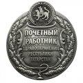 Изготовление памятных нагрудных знаков ПОЧЁТНЫЙ РАБОТНИК здравоохранения республики Татарстан