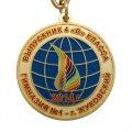 Изготовление школьных медалей по специальному заказу - медали Гимназии 1 Жуковский