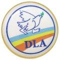 Заливной значок DLA