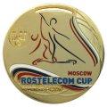 Золотая медаль ROSTELECOM CUP