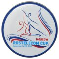 Заливные значки ROSTELECOM CUP MOSCOW