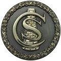 Фирменная медаль (литье)